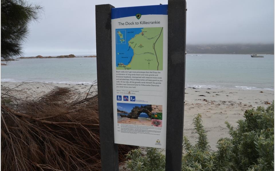 Killiecrankie flinders island
